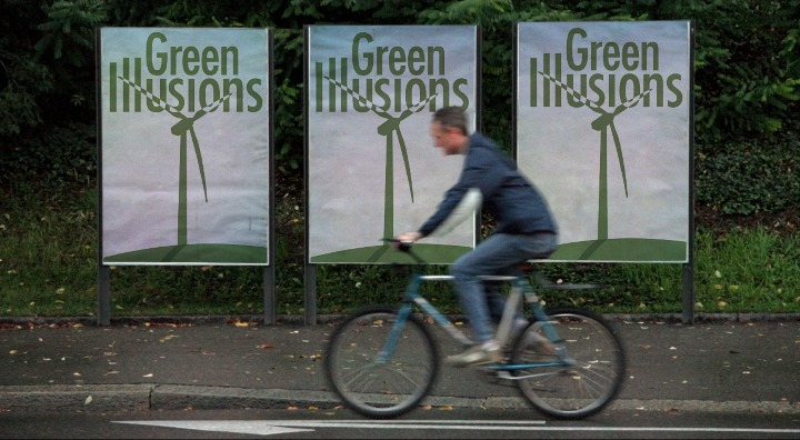 Green Illusions